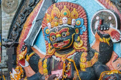 24609059-Kala-Bhairava--Stock-Photo